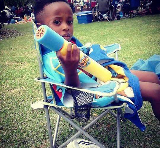 Olerato A boy with Vitiligo | Beyond Vitiligo | Vitiligo in South Africa